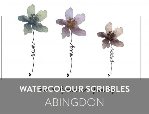 Watercolour Scribbles