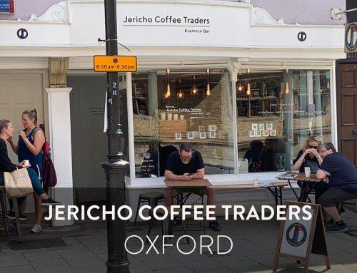 Jericho Coffee Traders
