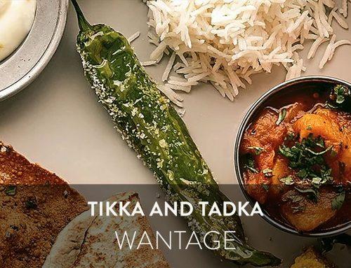 Tikka and Tadka
