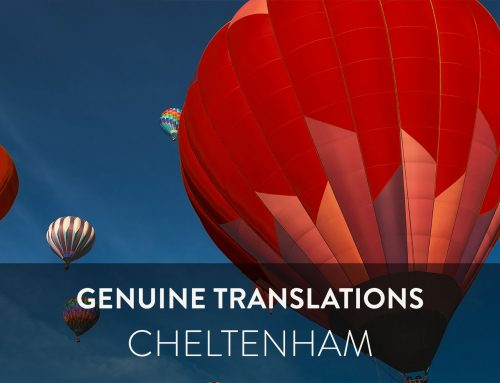 Genuine Translations