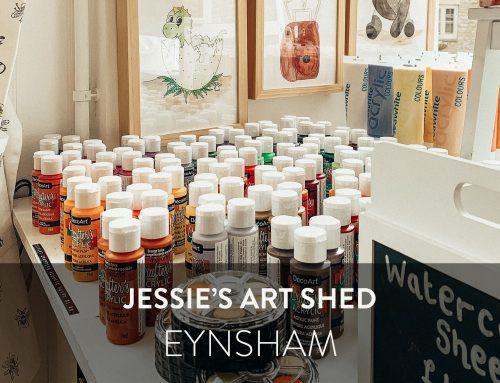 Jessies Art Shed