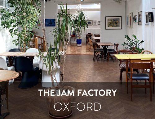 Jam Factory Gallery